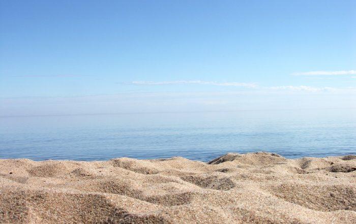 blue flag pomorie beach