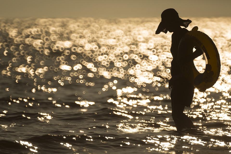 Циганското лято по крайбрежието