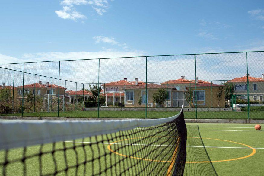 Виктория Резиденс приглашает на открытую тренировку по теннису